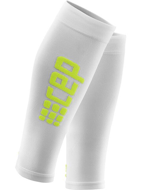 cep Pro+ Ultralight Calf Sleeves Women white/green